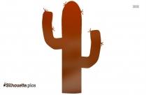 Cactus Plants Silhouette Images, Pics
