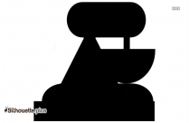 Rolling Pin Silhouette Image Pic