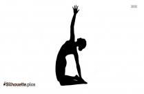 Backbend Yoga Poses Silhouette Pics