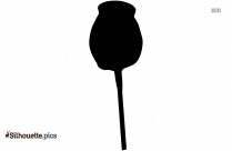 Christmas Candies Silhouette Drawing