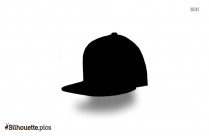 Crass Hat Silhouette Art