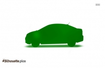Cute Cars Silhouette Image And Vector