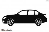 New Car Silhouette