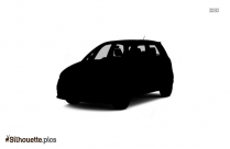 Car Silhouette Picture, Four Wheeler Black And White Clip Art