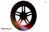 BMW Car Silhouette Image