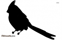 Robin Clipart Black And White Silhouette