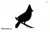 Clipart Jay Bird Silhouette