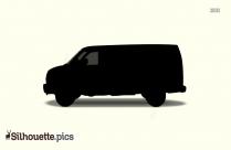 Cargo Van Silhouette