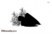 Carrots Silhouette Image