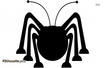 Cartoon Ant Silhouette Picture
