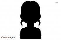Avatar Girl Silhouette Art