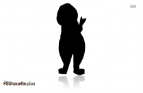 Cartoon Cars Chick Hicks Silhouette