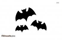 Cartoon Bat Picture Silhouette