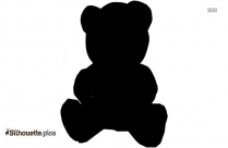 Bear Drawings Silhouette