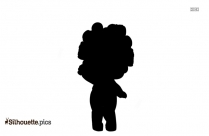 Indian Maracas Clipart Silhouette