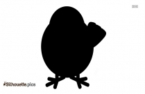 Rio Bird Flying Silhouette Clip Art