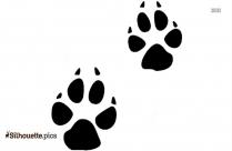 Footprint Rhino Silhouette