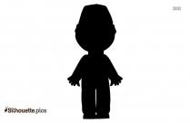 Chat Noir Silhouette Clip Art