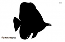 Evil Weasel Fish Clipart Silhouette
