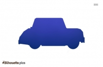 Cartoon Car Silhouette Background Picture