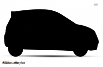 Cartoon Car Silhouette Drawing Image For Free