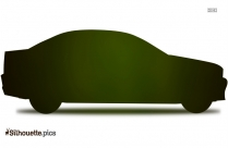 Cartoon Car Silhouette Image And Vector