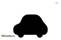 Toy Car Silhouette Image