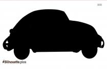 Audi Car Silhouette Vector Image