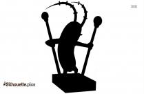 Cartoon Cartoon Plankton Silhouette