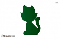 Fred Flintstone Silhouette
