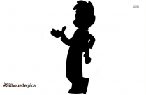 Cartoon Characters Cyberchase PNG Silhouette