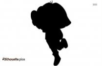 Dora Cartoon Silhouette Image
