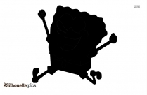 Cartoon Mike The Knight Father Silhouette