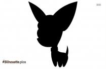 Cute Dinosaur Animals Silhouette Image