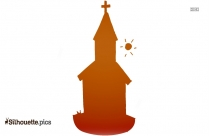 Church Logo Silhouette For Download
