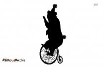 Cartoon Circus Bear Clipart Image