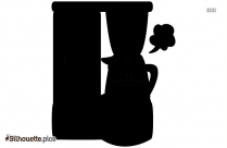 Bowl Silhouette Background Image