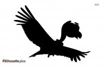 Dancing Penguin Silhouette Image