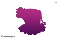 Cow Animal Silhouette Vector