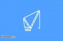 Crane Bird Silhouette Free Vector Art
