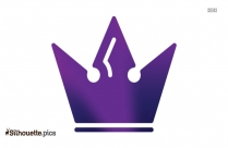Cartoon Crown Drawing Illustration Silhouette