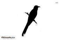 Cartoon Owl Silhouette Clipart Vector