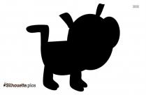 Destroyah Cartoon Godzilla Clipart Silhouette