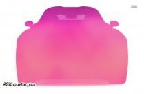 Audi Rs6 Silhouette Illustration