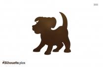 Pet Animals Silhouette Art
