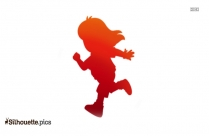 Dora The Explorer Silhouette Clipart Vector