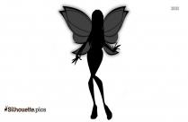 Fairy Silhouette Image