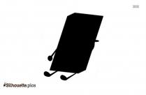 Cartoon Eraser Clipart Silhouette