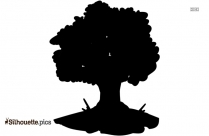 Forest Silhouette Illustration