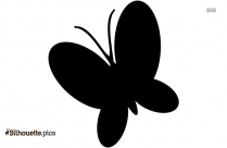 Butterfly Clipart Silhouette Vector And Graphics